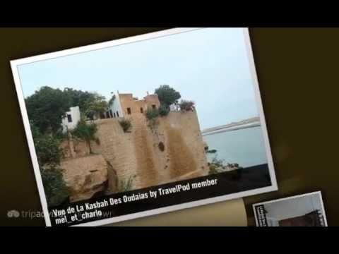 Kasbah des Oudaias - Rabat, Morocco