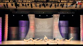 Cocktail of Madness - Israel (Adult) @ HHI's World Hip Hop Dance Championship 2012