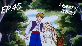 THE LEGEND OF THE SACRED WOOD - The Legend of Zorro, ep. 45 - EN