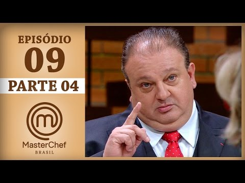 Masterchef Brasil 02 05 2017 Parte 4 Ep 9 Temp