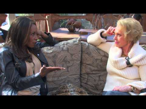 The Nicole Barrett Show-Up Close with Tippi Hedren (Part ONE)