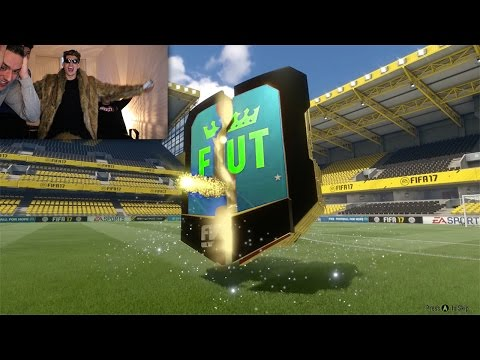 99% OF PEOPLE HAVEN'T SEEN THIS FIFA 17 PACK BEFORE...