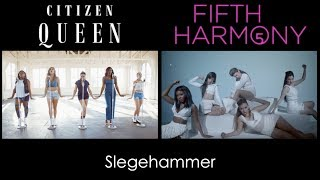 Evolution Of Girl Groups Citizen Queen Side By Side