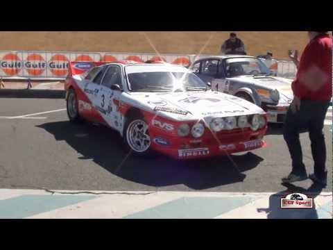 CCF Sport - IV Rally de España histórico 2012