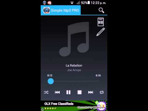 Como descargar musica para tu celular