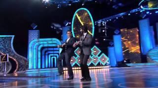 Sallu vs. Shahid!! Tu Mere Agal Bagal Hai dance contest