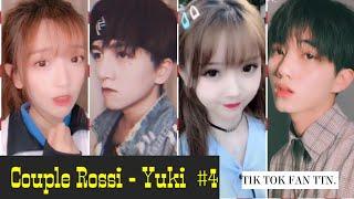 [Tik Tok China] #4 Tổng Hợp Rossi - Thập Anh & Yuki - Hoàng Duệ Thuyên | Triệu View| TIK TOK FAN TTN