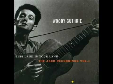Woody Guthrie - Ramblin Round