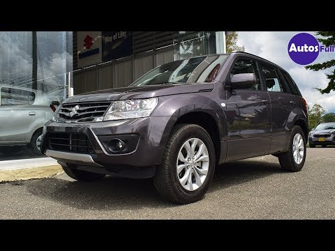 Suzuki Grand Vitara 2018 | Revisión
