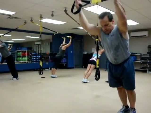TRX Training with Trish