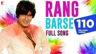 download lagu Rang Barse - Full Song Holi Song  Silsila gratis