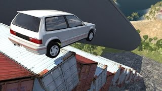BeamNG.drive - YBR, The Map