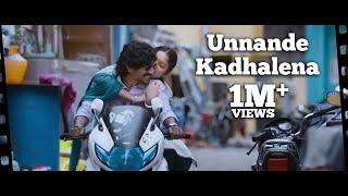 Exclusive - Unnande Kadhalena - Vandha Mala | Full Video Song | Sam D Raj | Igore, Lakshmi  | Igore