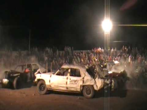 Metal Destruction 2010 HHP Cuba NY Economy Feature Part 3