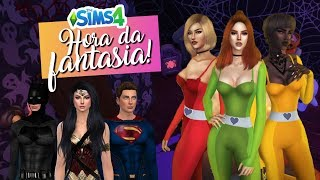 #ESPECIALHALLOWEEN: FANTASIAS PARA ADULTO l ADULT COSTUMES l THE SIMS 4