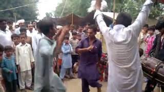 Pind Kujjar Village Mela Darbar Baba Jund Peer Punjabi Dhol Dance.