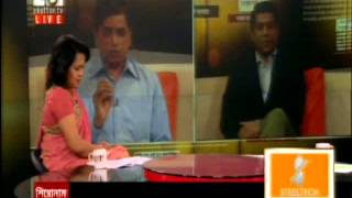 Bangla Talk Show: 71 Journal, 25 February 2015, 71 Tv
