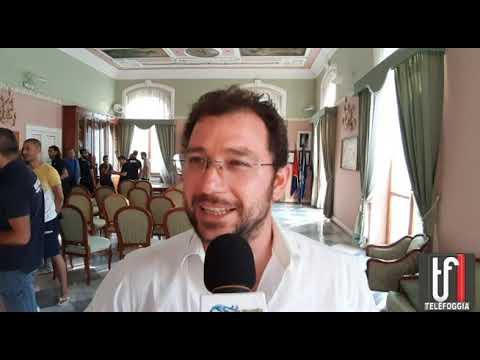 VIDEO: Il sindaco di Torremaggiore premia le squadre della città. Immagini e interviste