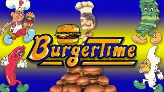 The BurgerTime Series | Nefarious Wes