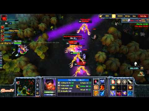[3Q] VNG HTT – GameTV vs Ha Noi – CK ngày 20-1-2013