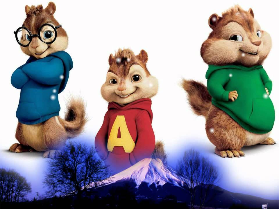 The Chipmunks Christmas With The Chipmunks