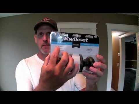 How To Tighten Door Handles With Hidden Screws Kwikset