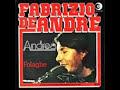 Fabrizio De Andrè de Andrea
