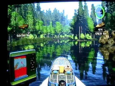 Cabela's Outdoor Adventure Alaska Fishing 1