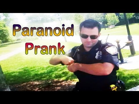 Hearing Voices - Paranoid Prank