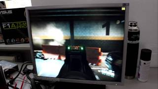 In-Game-Video: Crysis 2 with AMD A-3850 and HD 6570 (Dual Graphics)