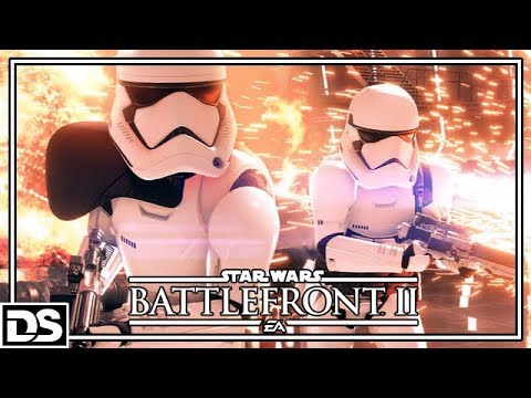 Star Wars Battlefront 2 Gameplay German - Let's Play Star Wars Battlefront 2 Beta Deutsch