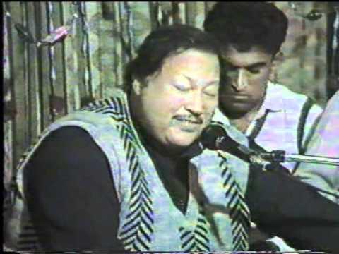 Nusrat Fateh Ali Khan.HAJI GHULAM FARID FARIDI. 1