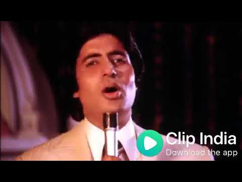 Salamat Rahe Dostana Hamara / Amitabh Bachchan