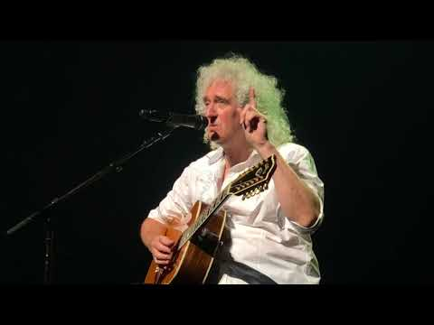 Queen - Love Of My Life Live At Telenor Arena Oslo 17.6.2018