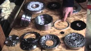 DIY Hypocycloidal gearbox