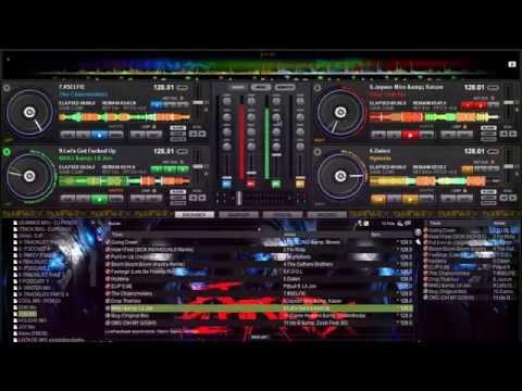 (FUN MIX) DJ BL3ND In Virtual DJ By DJ PION3X