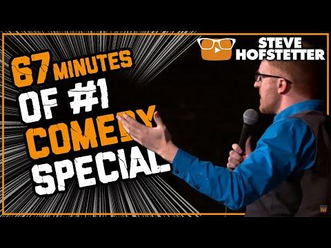 Secret Optimist - Steve Hofstetter (Full free comedy special) thumbnail
