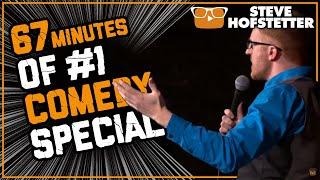 Secret Optimist - Steve Hofstetter (Full free comedy special)