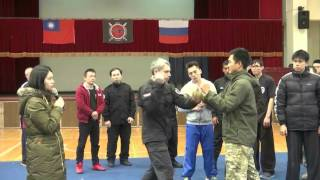 2016 Taiwan International WOLF Combat System seminar part2