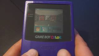 Wolfenstein 3D for Gameboy Color, WIP 5