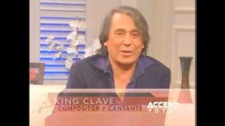 KING CLAVE, EN TELEMUNDO, LOS ANGELES, CALIFORNIA 2010