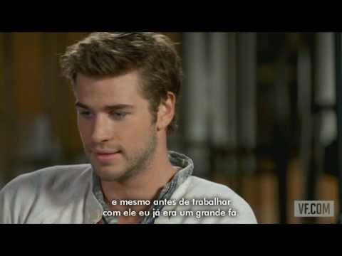 Liam Hemsworth fala sobre