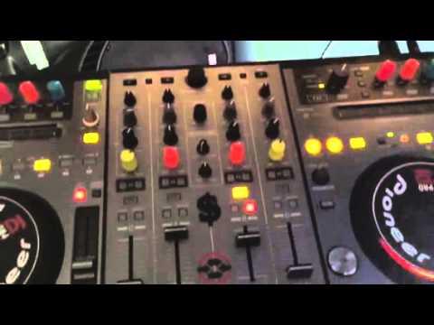 Pioneer Ddj t1 & virtual dj performance villani