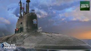Tin Tức Quân Sự - Iran Khoe Tàu Ngầm Hiện Đại Hơn Tàu Ngầm Của Nga Và Mỹ