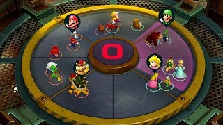 Super Mario Party -  All Dangerous Minigames