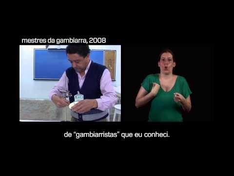 """Gambiarras e Mestres da Gambiarra - """"VER É UMA FÁBULA"""" (2013) - Videoguia em L"""