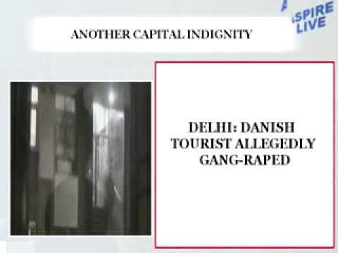 Delhi: Danish tourist allegedly gang-raped