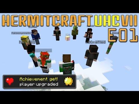 Hermitcraft UHC VII — Team Zombie Doctor — E01 | Docm77