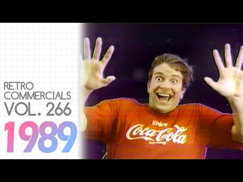 Retro Commercials Vol 266 (1989-HD)