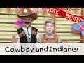 Cowboy Und Indianer Singen Tanzen Und Bewegen Kinderlieder mp3 indir